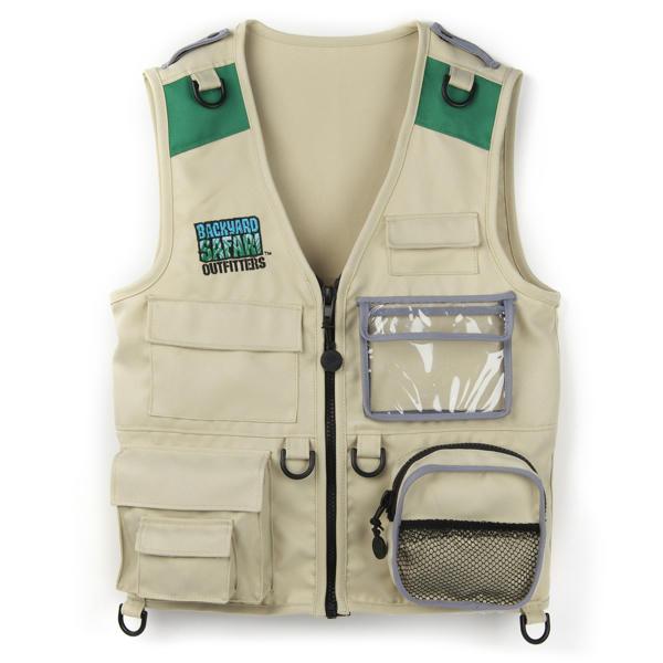 Backyard Safari vest